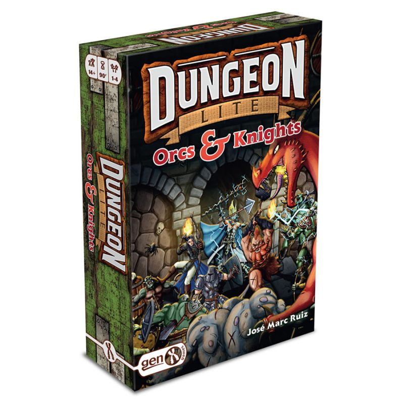 Dungeon Lite Orcs and Knights